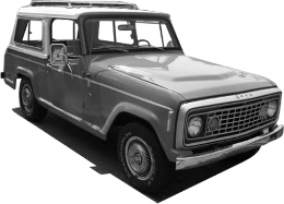 Jeep C104 Commando